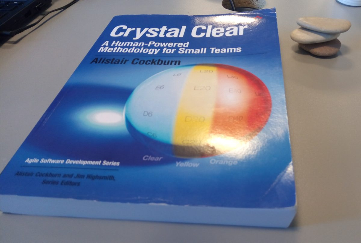 Crystal (Clear) – Part 2
